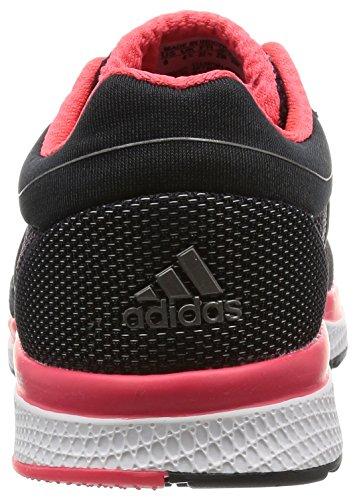 adidas Mana RC Bounce W, Zapatillas de Running Para Mujer Negro (Negbas / Hiemet / Rojimp)