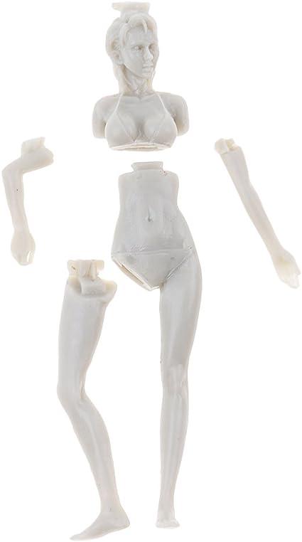 1//9 Resin Figure Model Kit CONTACT Unassambled Unpainted