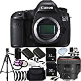 Canon EOS 5DS R DSLR Camera with EF 85mm f/1.2L II USM Lens & 14PC Accessory Kit - Includes 3PC Filter Kit(UV-CPL-FLD) + 4PC Macro Filter Set(+1,+2,+4,+10) + MORE - International Version(No Warranty)