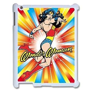 High Quality {YUXUAN-LARA CASE}Super DC Hero Wonder Woman For Ipad 2/3/4 Case STYLE-8
