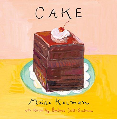 Cake: A Cookbook