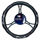 Royals OFFICIAL Major League Baseball, Steering Wheel Cover (Made to fit 14.5-15.5 steering wheels)