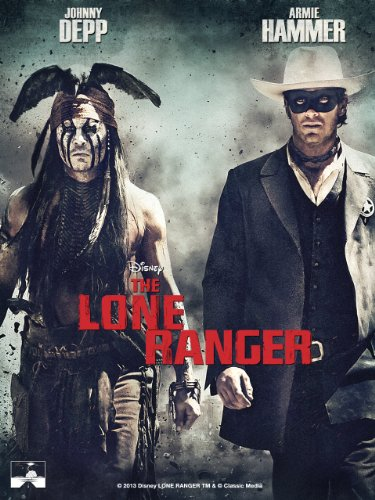 The Lone Ranger (2013) (Movie)