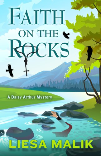 Faith on the Rocks (Daisy Arthur Mystery: Wheeler Large Print Cozy Mystery)