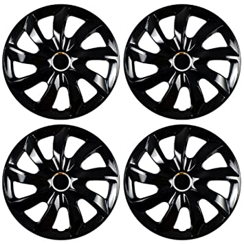 Stick Hubcap Wheel Cover 16 Inch for Fiat Bravo, Croma, Doblo Scudo Sedici Punto: Amazon.co.uk: Car & Motorbike