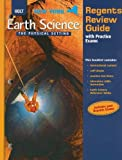 New York Holt Earth Science Regents Review Guide with Practice Exams, RINEHART AND WINSTON HOLT, 0030932696