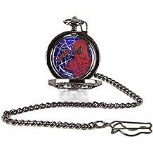 Amazon.com: spiderman pocket watch
