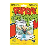 Popeye The Sailor Man Bendable Poseable Keychain