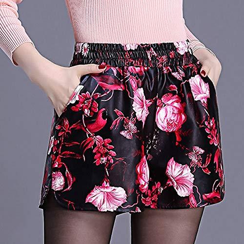 Rot Pantaloncini Girl E Slim Donna IaqwO8Y