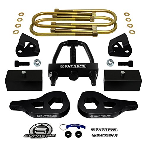 Supreme Suspensions - Ram Lift Kit Adjustable 1 - 3