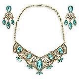 Disney Jasmine Jewelry Set Multi