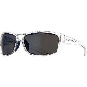 Amazon.com: Native Eyewear wazee polarizadas anteojos de sol ...
