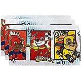Toalha de Lancheira Lepper Felpuda Patrulha Canina Color Kit com 3 Peças