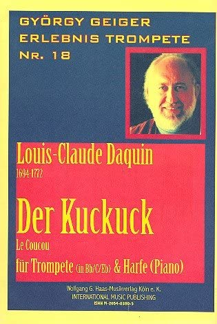 El Cuco: Daquin, Louis Claude: Amazon.es: Instrumentos musicales