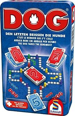 Schmidt Spiele 51428 Dog, Bring Mich - Juego de Mesa (en Caja de ...