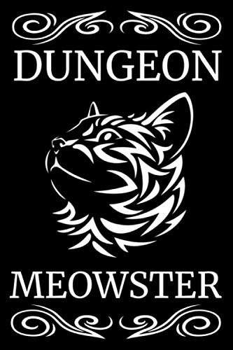 These Dragon (Dungeon Meowster: Fantasy Campaign Notebook RPG Journal! Keep Track Of Your Pen And Paper Role Playing Adventure And Let Your Story Unfold Within These 120 Lined Pages.)