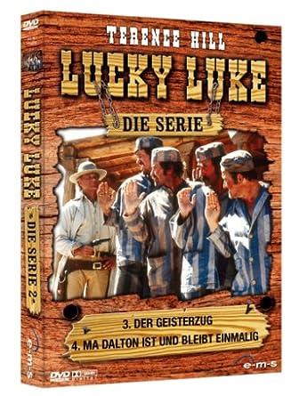 Lucky Luke - Die Serie: Episode 3+4 [Alemania] [DVD]: Amazon ...