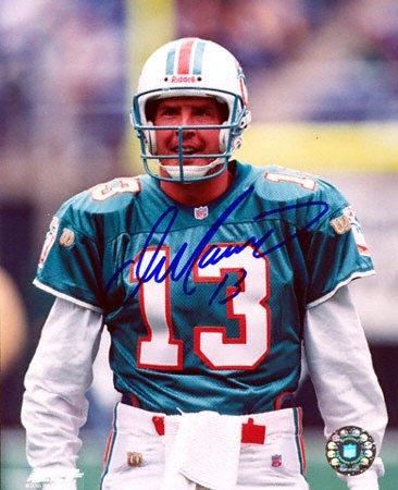UPC 793388421931, Dan Marino Miami Dolphins 8x10 Autographed Photograph