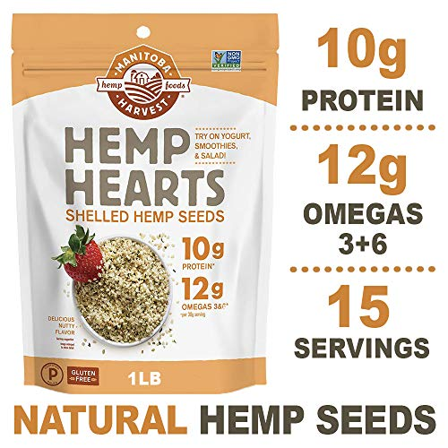 Hemp Seed Protein Powder - 2