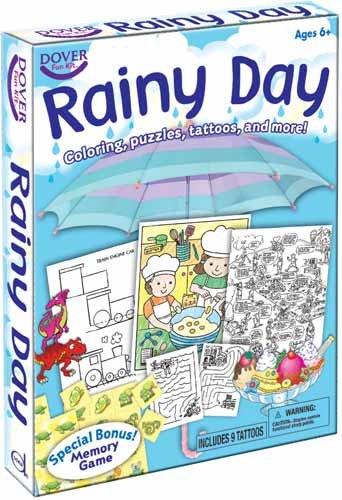 Rainy Day Fun Kit (Dover Fun Kits) (Dover Fun Kits)