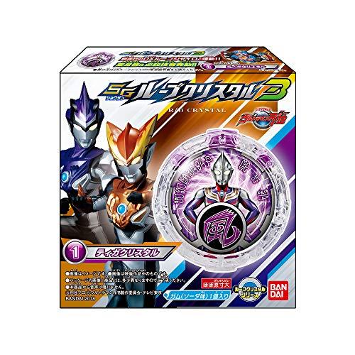 (Ultraman R/B - SG Rube Crystal Vol.3 12Pack Box (Candy Toy))