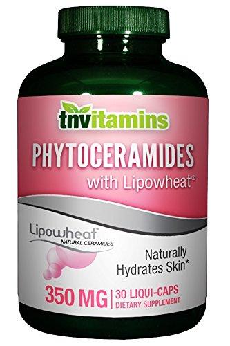 Phytoceramides avec Liqui-Lipowheat 350 Mg - 30 Caps
