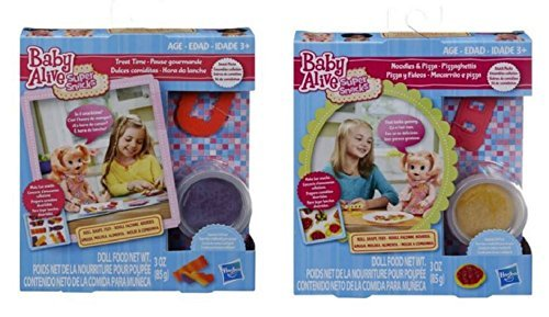 baby alive doll food refill pack - 6