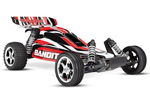 Traxxas Bandit VXL 1/10 Scale Brushless Buggy - 2.40 GHz - B