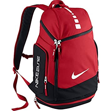 outlet store 7ed06 1e3a4 Nike Hoops Elite Max Air Team Sac à Dos – Rouge