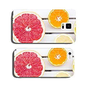 Germany, Studio, various citrus fruits cell phone cover case Samsung S6