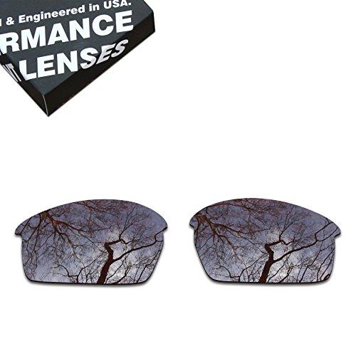 ToughAsNails Polarized Lens Replacement for Oakley Bottlecap Sunglass - More Options