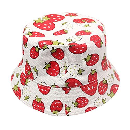 Gbell Toddler Baby Bucket Hats Sun Protection Hats Helmet Camo Caps for Kids Boys Girls