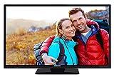 Telefunken XH32A301 81 cm (32 Zoll) Fernseher (HD Ready, Triple-Tuner,DVB-T2 H.265/HEVC, Smart TV, Netflix)