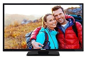 Telefunken XH32A301 81 cm (32 Zoll) Fernseher (HD Ready, Triple-Tuner,DVB-T2...