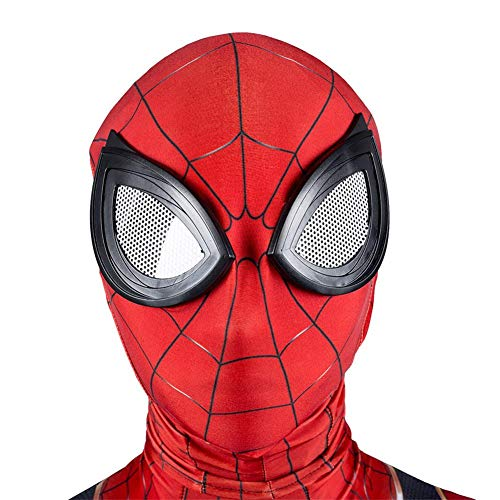 Riekinc Kids Superhero Costumes Lycra Spandex Zentai Halloween Cosplay Costumes -