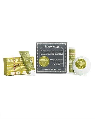 Barr Co Watercress Mint  Lip Balm 0.5 oz Kinuyuki - Hydro Purifying Foam Cleanser - 120ml/4oz