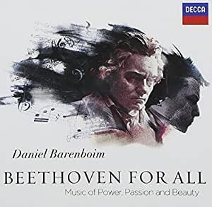 Beethoven For All: Music Of Power, Passion And Beauty [2 CD]