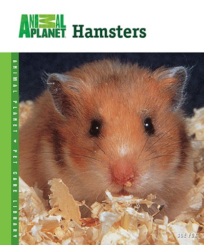 best hamster care book - Hamsters (Animal Planet Pet Care Library)