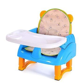 FMEZY Asiento Elevador portátil para niños pequeños con ...