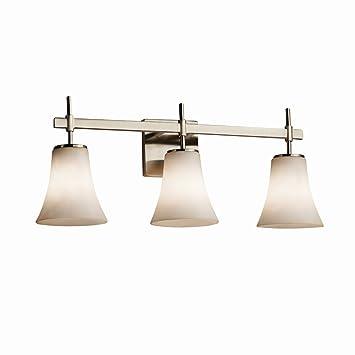 Justice design group lighting cld 8413 20 nckl led3 2100 union