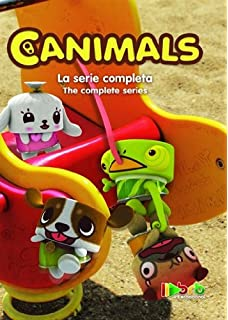 Amazon Com Canimals Region 4 Chey Lee Canimals Come To Play
