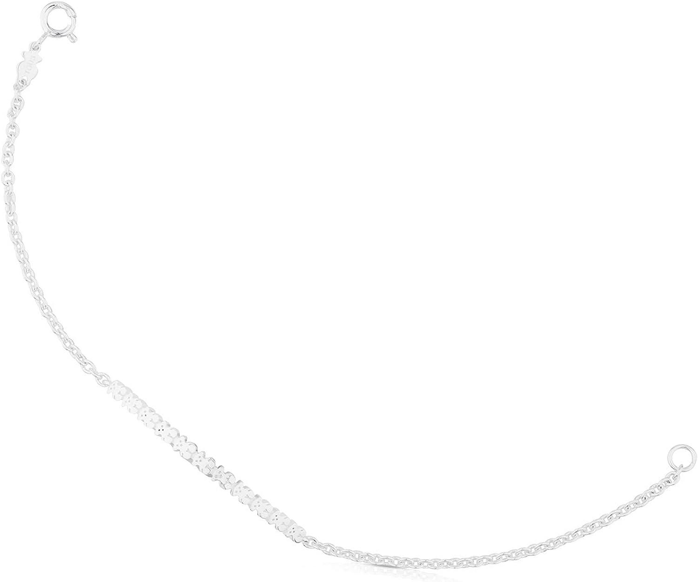 TOUS Pulsera Straight de Plata (512721510)