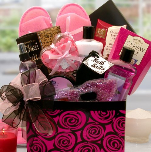 Relax Away The Day Spa Gift Basket