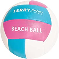 Sans Marque - Ballon Beach Volley Fluo Modèle Aléatoire