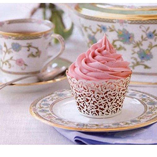 Wedding Cupcake Liners Amazon Com