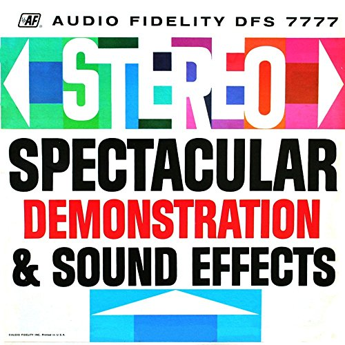 Stereo Spectacular Demonstration & Sound Effects by Audio Fidelity