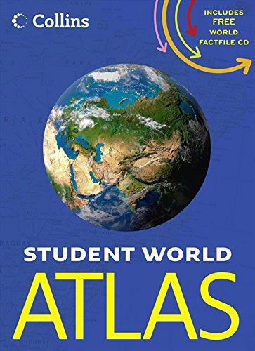 Collins Student World Atlas (Collins Student Atlas) pdf epub