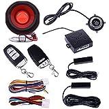 Amazon.com: EASYGUARD EC002 Smart Key RFID PKE Car Alarm ...