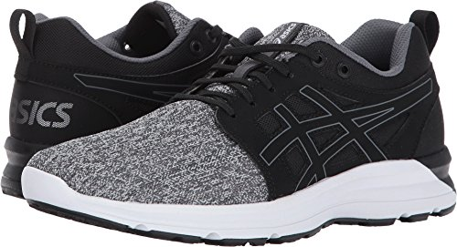 ASICS Womens Torrance Running Shoe, Mid Grey/Black/Carbon, 10 Medium US from ASICS