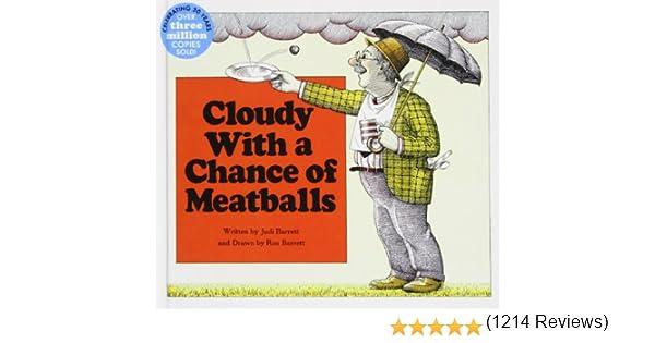 Cloudy With a Chance of Meatballs: Amazon.es: Barrett, Judi ...